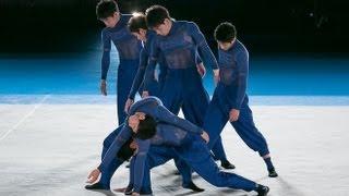 【青森】大学生と世界的デザイナーのコラボ新体操が凄い!