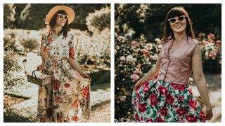Summer Lookbook // Vintage Style