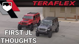 TeraFlex: JL Review