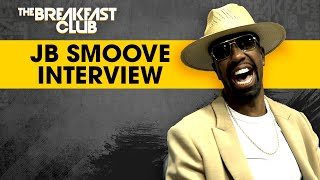 JB Smoove Talks Comedic Confidence, Curb Your Enthusiasm + More
