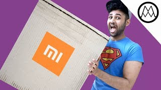 MYSTERY Package from Xiaomi - HUGE UNBOXING!