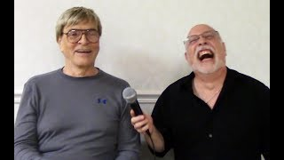 Gary Conway Interview: Land of The Giants: Actor, Painter and At 82 Credits Good Health to Wine!