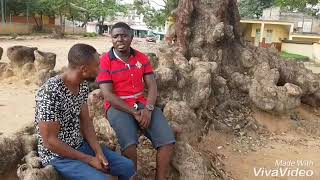Komfo college tells the truth to his friends - Komfo college scam 3