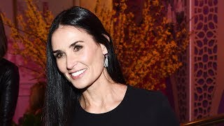 Demi Moore's Fellow '90s Hollywood Icons Gathered to Celebrate Her New Memoir Monday Night  - News