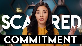 Signs you're scared of commitment