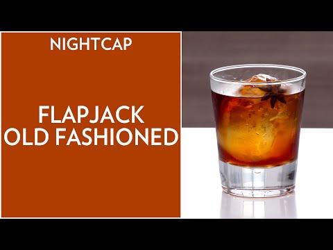 Nightcap: Flapjack Old Fashioned