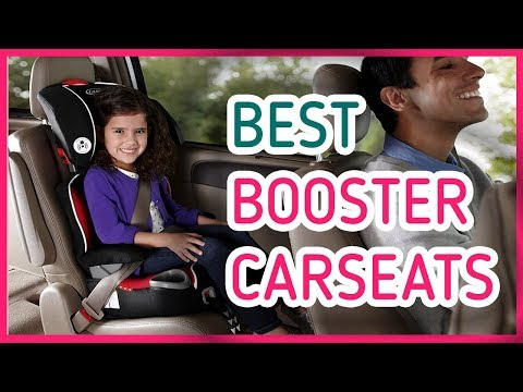 Best Booster Car Seat 2017- Five Booster Car Seat Review?