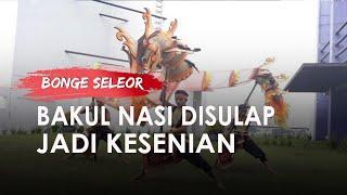 Bonge Saleor, Bakul Nasi Disulap Jadi Kesenian Asli Kota Bogor, Perpaduan Sunda dan Cap Go Meh