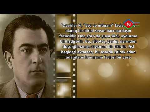 Ədəbi portretlər- Süleyman Sani Axundov-03.10.2021