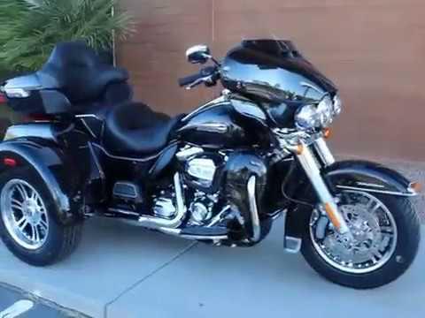 2018 Harley-Davidson Tri Glide® Ultra in Kingman, Arizona