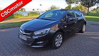Opel Astra - 2014 | Revisión en profundidad y encendido