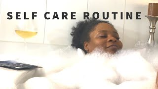 Bubble Bath For Me Time. My Self Care Bath Time Routine!