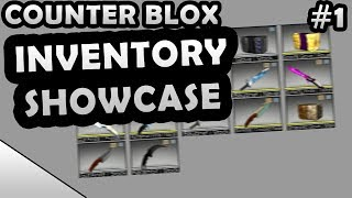 COUNTER-BLOX: ROBLOX OFFENSIVE NINJA MOMENTS #1 - Самые
