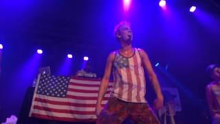 "Aaron Carter ""America A O"" Baltimore Soundstage 6/2/13"