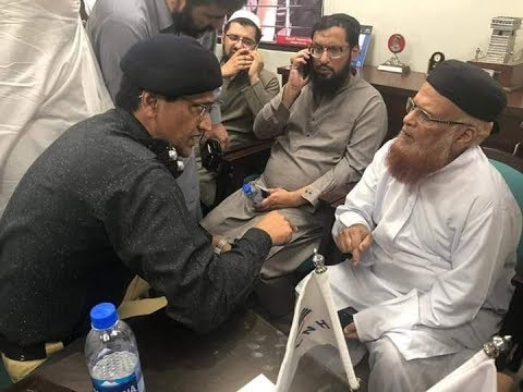Mufti Taqi Usmani First Bayan after Attack