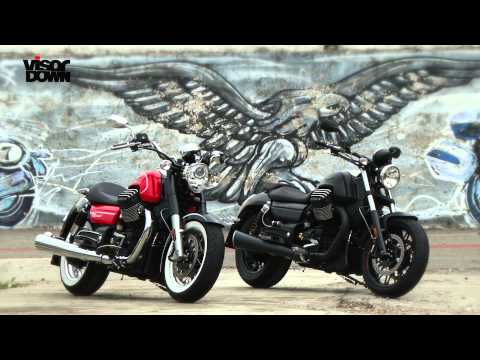 Moto Guzzi Eldorado and Audace review | road test