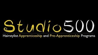 Studio 500 Hairstyling Training Program
