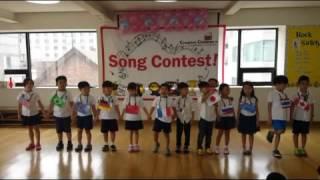 [CCLC]2016 Song Contest - Mr.Mann - Bronze Medal