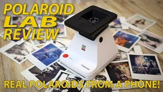 Polaroid Lab review –your phone just became the best instant camera