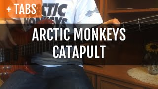 Arctic Monkeys - Catapult (Bass Cover with TABS!)