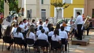 preview picture of video 'Banda juvenil Xert (Castellón)'