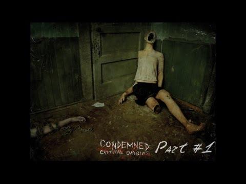 Condemned: Criminal Origins Прохождение с русской озвучкой - Part #1 (PC Rus)
