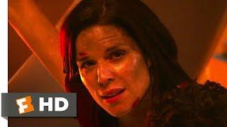 Skyscraper (2018) - Elevator Escape Scene (5/10)   Movieclips