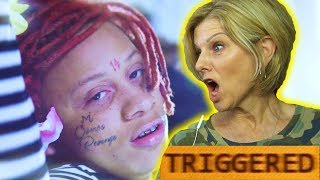 Mom REACTS to Diplo - Wish (feat. Trippie Redd)