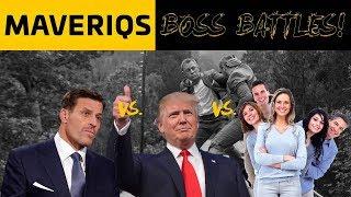 Who is the greatest living salesperson? (Maveriqs Boss Battles - Episode 3)