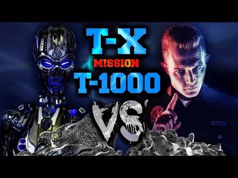 Т-Х: миссия Т-1000