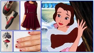 Valentines Day - Disney Princess - FASHION LOOKBOOK
