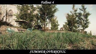 Summer Overhaul - Mod Showcase