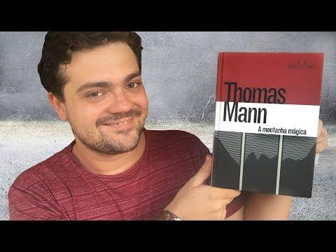 Sobre o livro: A Montanha Mágica - Thomas Mann | Lidos e Curtidos