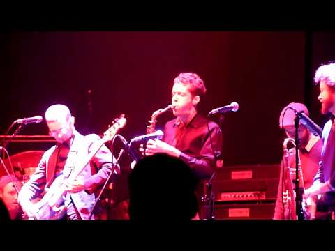 Sister Sparrow & The Dirty Birds - Road Trip 12-30-12 Beacon Theater, NYC