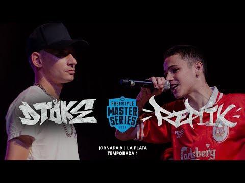DTOKE vs REPLIK - FMS Argentina LA PLATA - Jornada 8 OFICIAL - Temporada 2018/2019