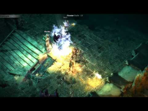Drakensang Online Official Ingame Trailer | Bigpoint 2012