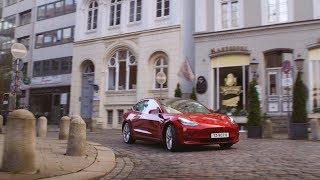 Video 2 of Product Tesla Model 3 Electric Sedan