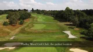 preview picture of video 'Hadley Wood Golf Club'