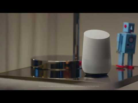 Google Commercial for Google Home (2016 - 2017) (Television Commercial)