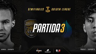 Wild Jaguars VS Loto Gaming | Semifinales | Golden League Playoffs | Mapa 3