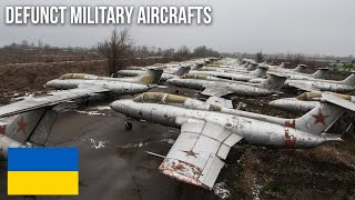URBEX | Defunct military aircraft | 2018