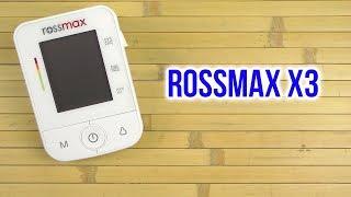 Rossmax X3 - відео 1