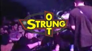 STRUNG OUT faulter 1995 MONTREAL