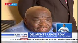 Kandara residents' petition on Delmonte lease row exposes fresh fault lines