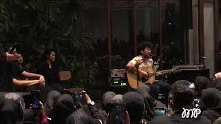 Kunto Aji   Pilu Membiru   LIVE @ Kumpul Teman Tulus 2019