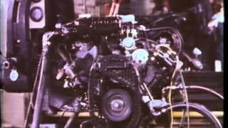 Dearborn Assembly 1962