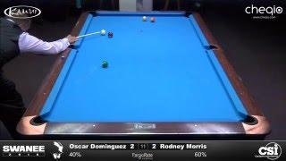 2016 Swanee: Oscar Dominguez Vs Rodney Morris (Final!)