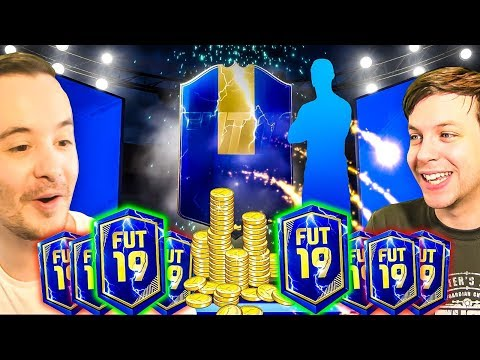 FIRST PACK LUCK AND IT DOESN'T END THERE!! - FIFA 19 Ultimate Team Pack Opening