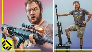 Shooting Rare Guns Blew Our Minds!