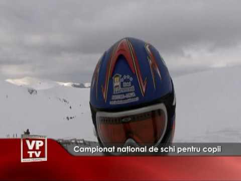 Campionat naţional de schi pentru copii